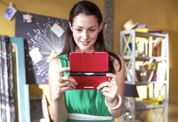 Pubblicità di Nintendo 3DS XL