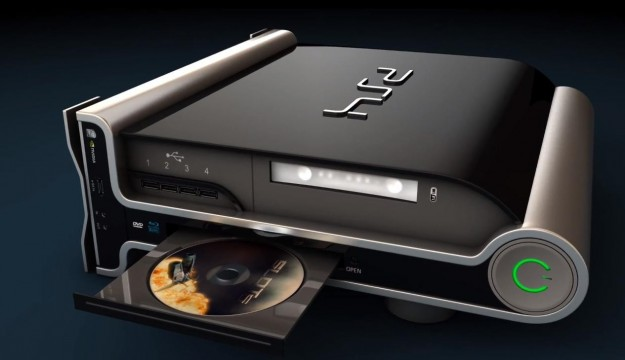 PlayStation 4: il lettore cd