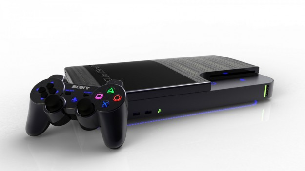 PlayStation 4: colorazione nera