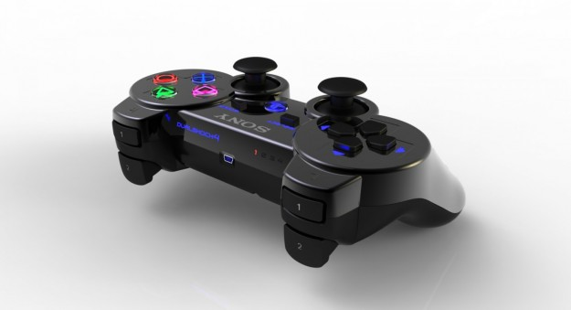 PlayStation 4: controller nero