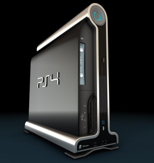 PlayStation 4 nera
