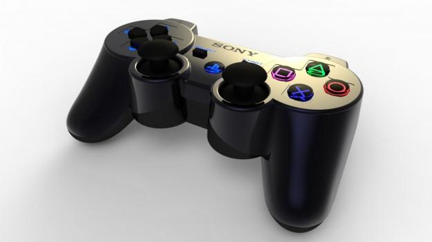 PlayStation 4: un possibile controller della console