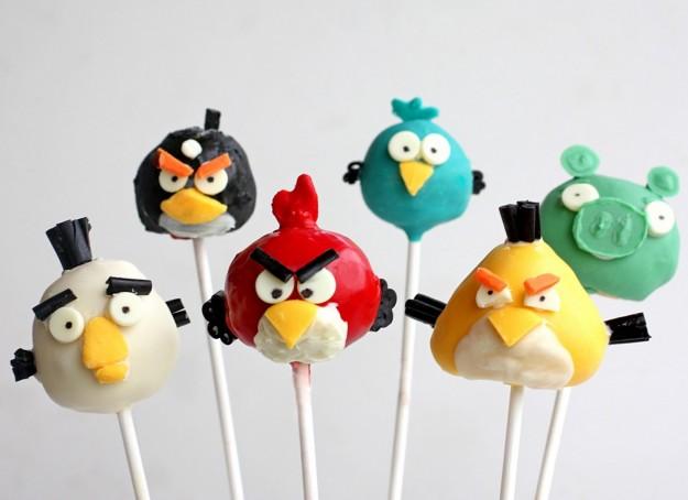 Angry Birds: accessori divertenti