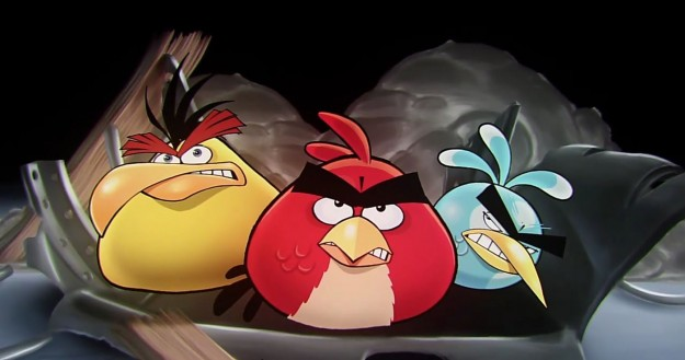 Angry Birds: artwork
