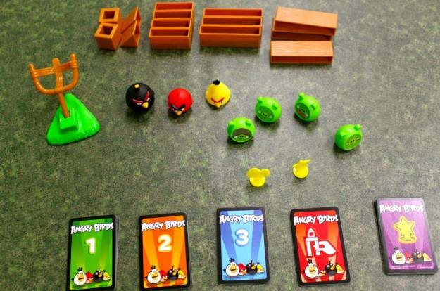 Angry birds gioco da tavolo foto 2 40 games4all - Angry birds gioco da tavolo istruzioni ...