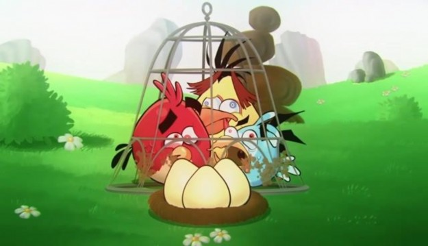 Angry Birds: un disegno creativo