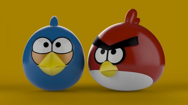 Angry Birds: numerosi i giochi ispirati