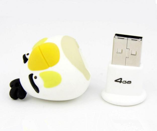 Angry Birds: pendrive del volatile bianco