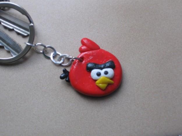 Angry Birds: un portachiavi