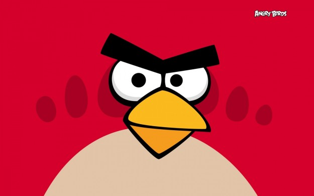 Angry Birds: il volatile rosso