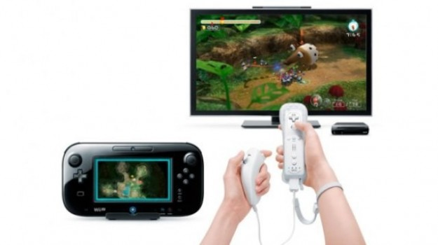 Come giocare con Nintendo Wii U collegato al televisore