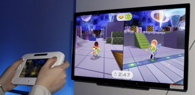 Giocare con Nintendo Wii U