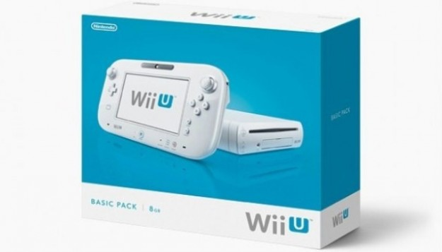 Il basic pack di Nintendo Wii U