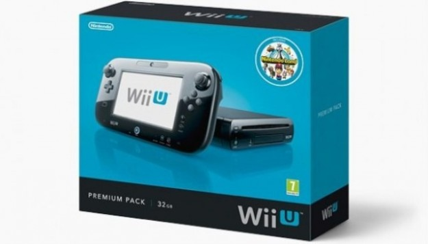 Il premium pack di Nintendo Wii U