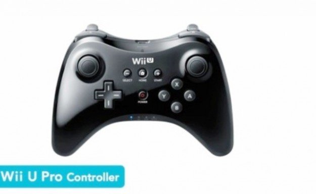Il Wii U pro controller