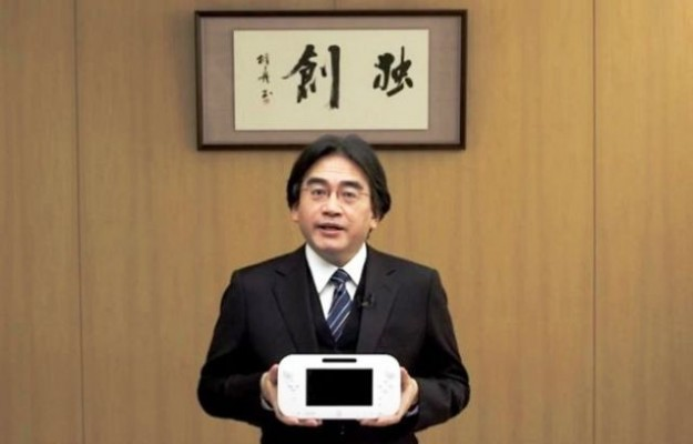 Iwata presenta Nintendo Wii U