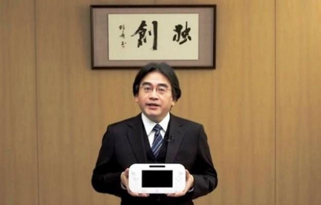 Iwata presenta Nintendo Wii U