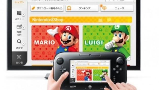Nintendo Wii U foto
