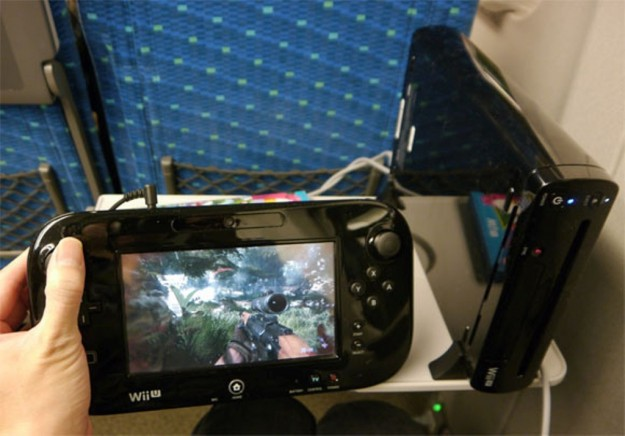 Nintendo Wii U portatile