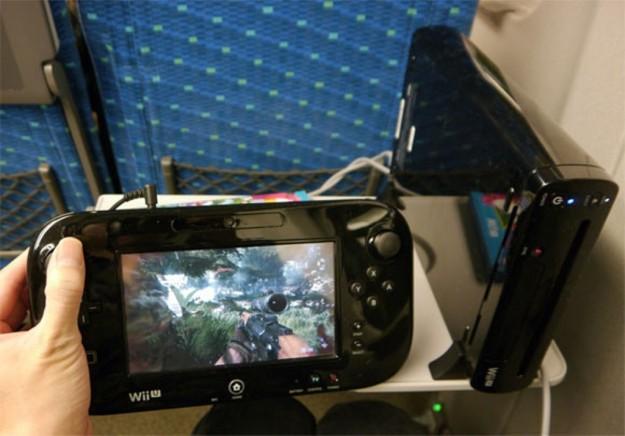 Nintendo Wii U portatile