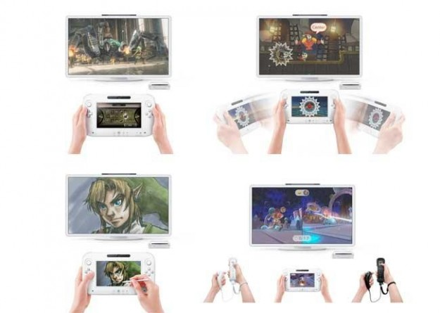 Tutti i movimenti con Nintendo Wii U