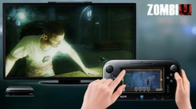 Zombi U giocato con Nintendo Wii U