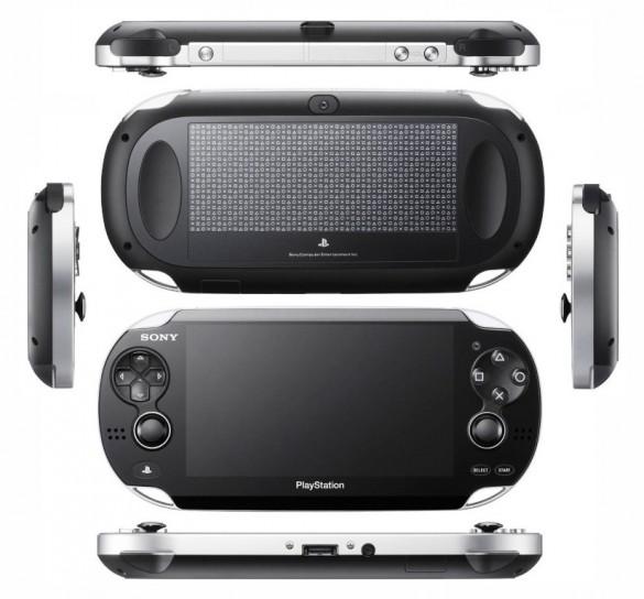 Angolazioni di PlayStation Vita