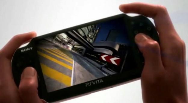 Giocare a PlayStation Vita