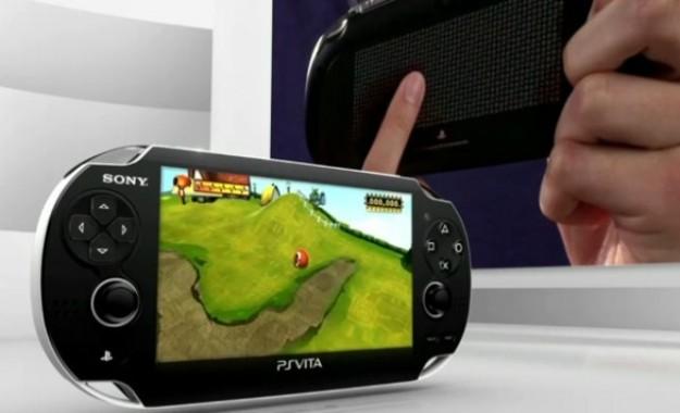 Giocare con PlayStation Vita