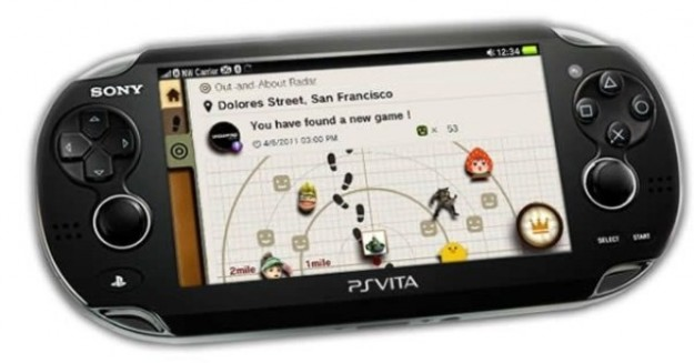 Multitasking con PlayStation Vita