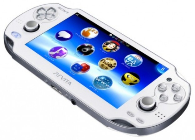 PlayStation Vita bianca