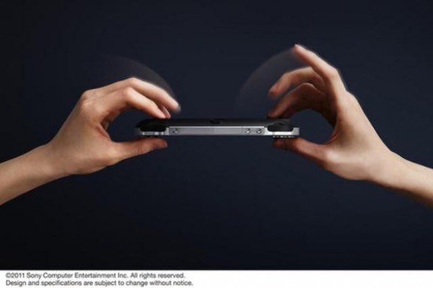PlayStation Vita leggera e maneggevole