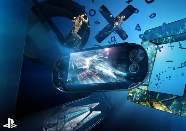 PlayStation Vita nuova console Sony
