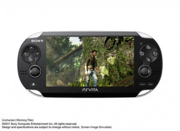 Uncharted giocato con PlayStation Vita
