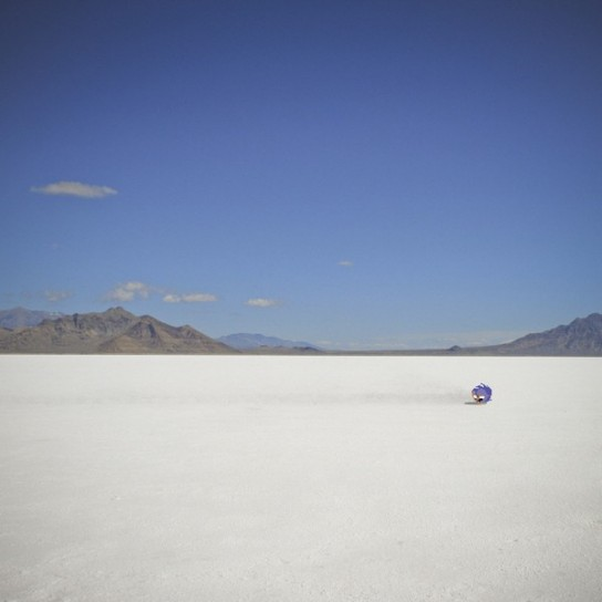 Sonic nel deserto