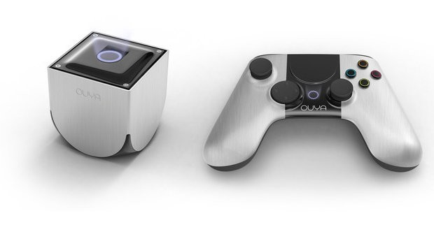 Console Android Ouya