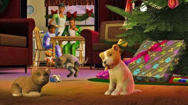 Albero Di Natale The Sims 3.The Sims 3 Stagioni Foto 15 40 Games4all