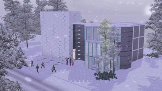 Ambientazione di The Sims 3 Stagioni