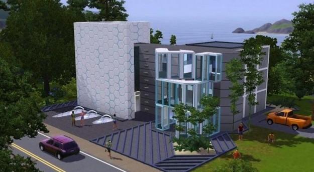 Ambientazione in estate in The Sims 3 Stagioni