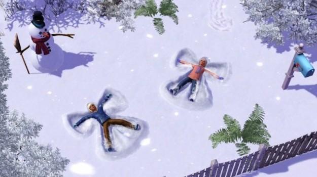 Divertimenti sulla neve