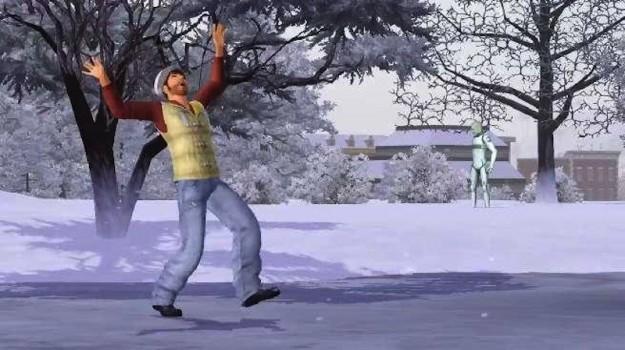 L'inverno in The Sims 3 Stagioni