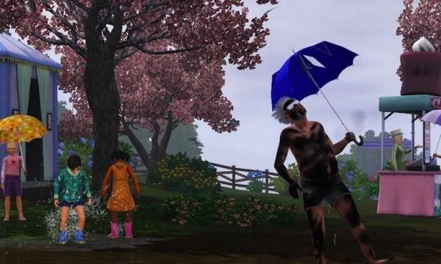 La primavera in The Sims 3 Stagioni