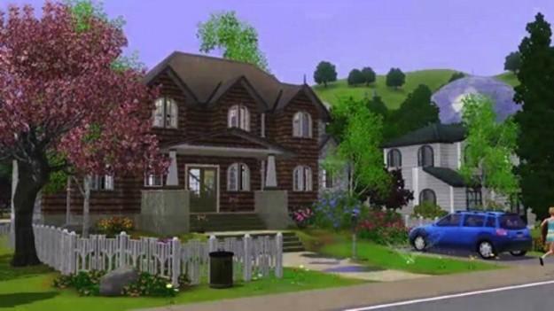 Villetta di The Sims 3 Stagioni
