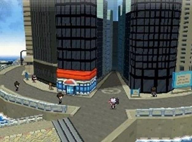 Costruzioni in Pokemon Bianco e Nero 2