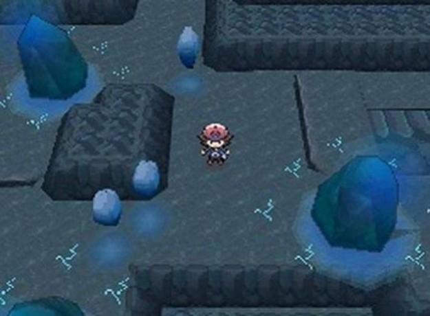 Scena di gioco in Pokemon Bianco e Nero 2