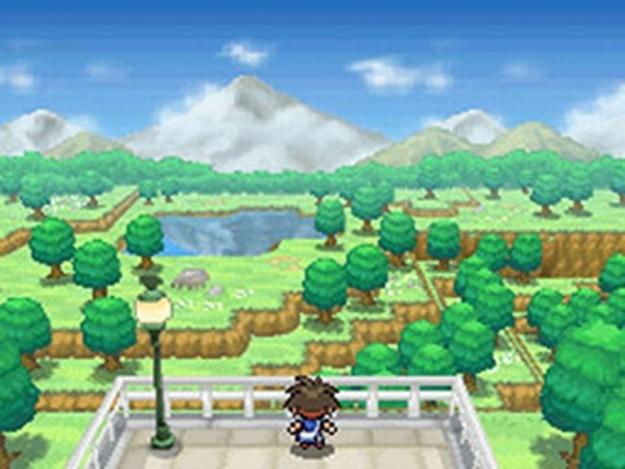 Grafica di Pokemon Bianco e Nero 2