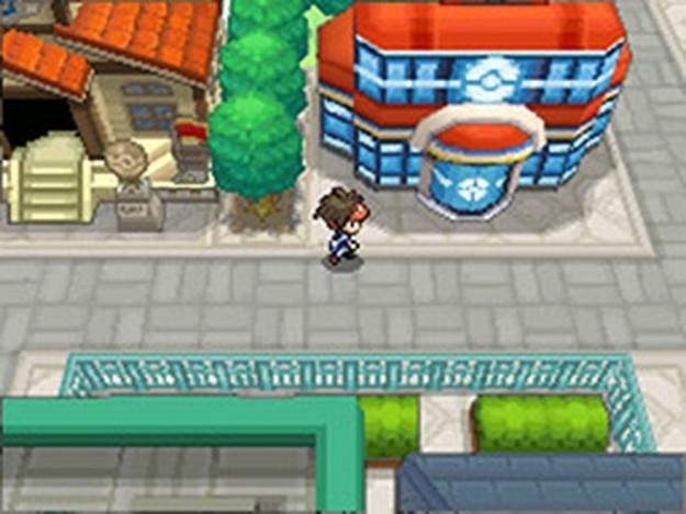 Ambientazione dei giochi Pokemon