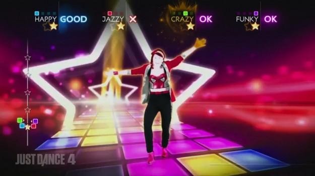 Bonus in Just Dance 4