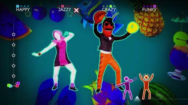 Mosse da effettuare in Just Dance 4