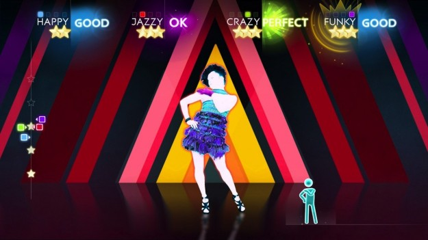 Musica protagonista in Just Dance 4